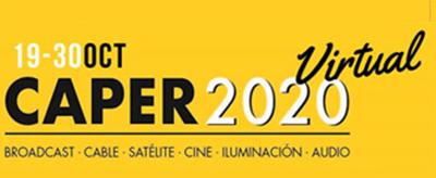 CAPER 2020  logo